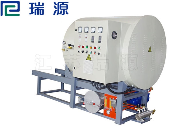 spinneret cleaning furnace