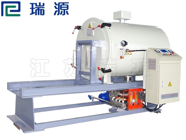 polymer cleaning furnace